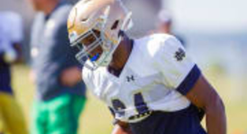 Spring Outlook: Sophomore Surge At Notre Dame