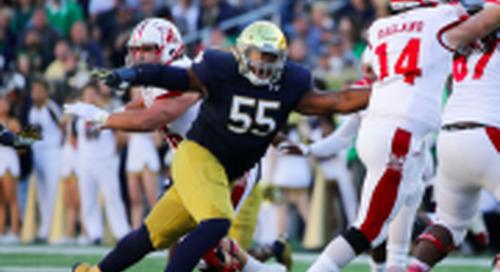 Grades: Notre Dame Defense vs. Miami (Ohio)