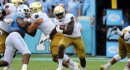 Brian Kelly Outlines To-Do List For No. 16 Notre Dame's Bye Week