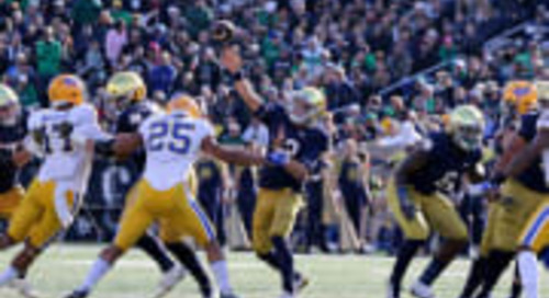 2019 Notre Dame Themes: A 'Score' To Settle