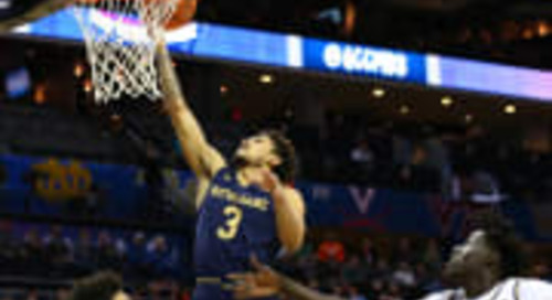 Notre Dame vs. Robert Morris Men's Basketball Preview