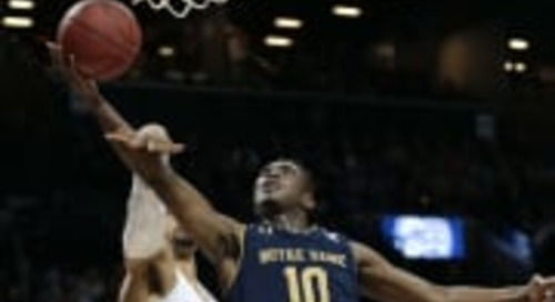 Quick Hits: Notre Dame's 88-70 Loss To Duke