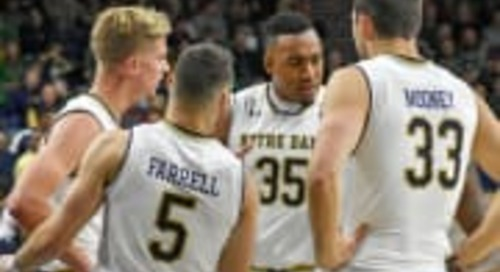 HOOPS Preview: Notre Dame Vs. Pittsburgh
