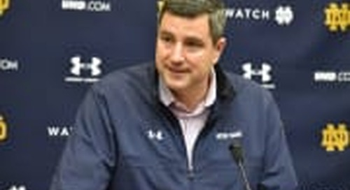 The Gold Standard: In-Depth Notre Dame Coaches On The Road Scoop