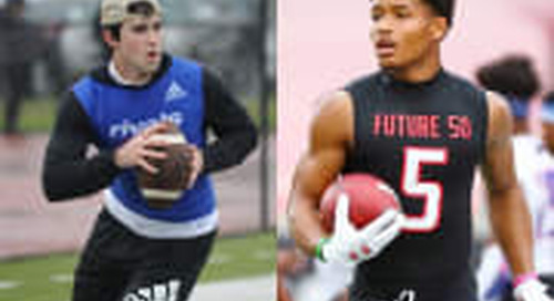 Friday Notebook: Rankings Movement, Notre Dame Commits In All-Star Games