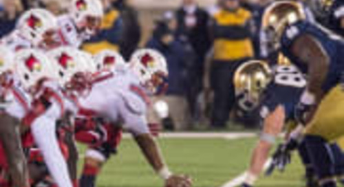 After Three Cancelations, What Are Notre Dame's Most Difficult Games?