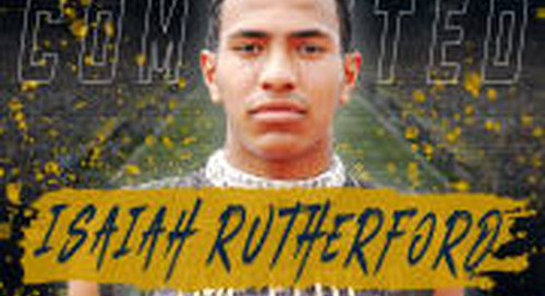 BGI Content Recap: Isaiah Rutherford Commits To Notre Dame