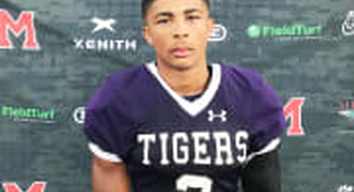 Rivals100 WR Lorenzo Styles: 'I Could See Myself At Notre Dame'