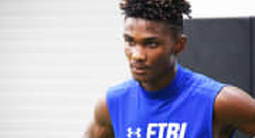 "Texas CB Ishmael Ibraheem Calls Notre Dame A ""Really Big"" Offer"