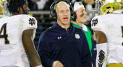 Notre Dame 2018 Football Storylines: Part III
