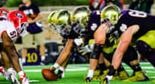 Lou's Confessions: Another Moment Of Truth For Notre Dame