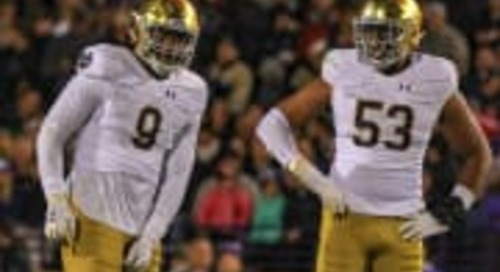 Notre Dame Football: Post-Spring Position Rankings