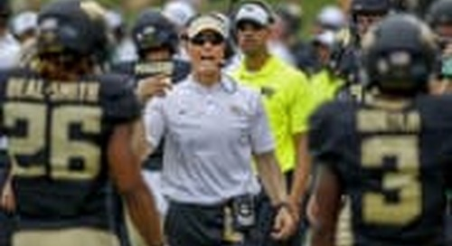 Hosting Notre Dame 'A Big Opportunity' For Dave Clawson & Wake Forest