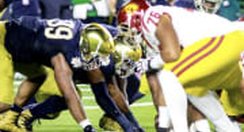 Notre Dame Games vs. USC, Stanford Canceled As Pac-12 Goes Conference-Only