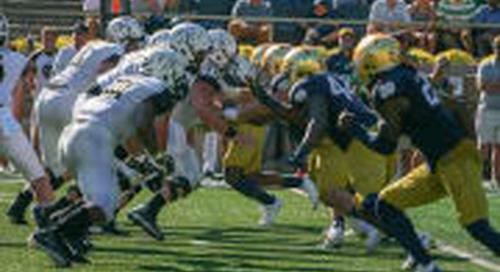 Snap Counts: Notre Dame vs. Vanderbilt
