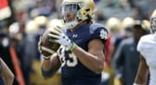 Notre Dame Football Hot Takes: Practice No. 12 - Offense