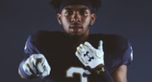 Q&A With 2020 Notre Dame CB Commit Clarence Lewis