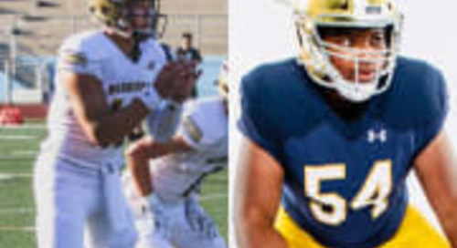 Meet The Notre Dame Fighting Irish Class Of 2021 Commitments
