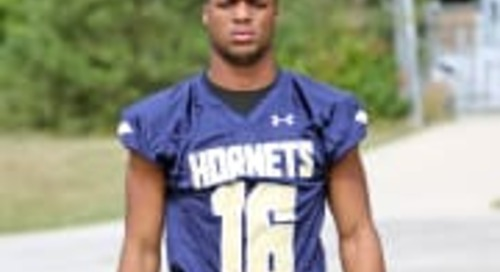 Notre Dame A 'Top School' For 2021 ATH Jaquez Smith Following Visit