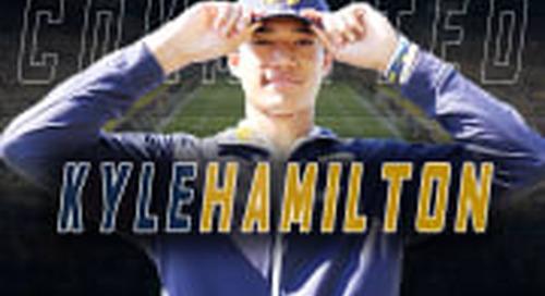BGI Content Recap: Safety Kyle Hamilton Commits To Notre Dame