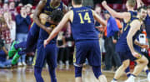 A '1-Of-A-Kind' Year For Notre Dame Men's Basketball