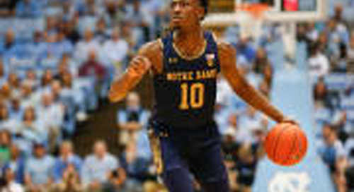 Toledo vs. Notre Dame Men's Basketball Preview