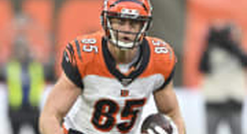 Former Irish TE Tyler Eifert Signs Free-Agent Contract