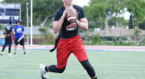 Four-Star 2019 QB Dylan Morris Hoping For Irish Offer Following Camp