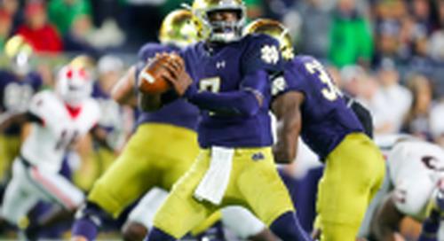 Irish Huddle Podcast: Notre Dame vs. Michigan State Preview