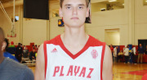Connection With Staff Led Rivals100 Forward Nate Laszewksi To Notre Dame