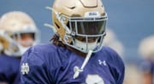 Notre Dame Football: Full Practice Report No. 12 - Offense