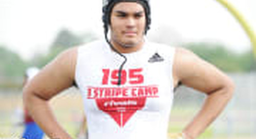 Four-Star OL Reuben Fatheree Looking To Visit Notre Dame