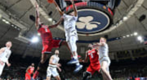 Quick Hits: Notre Dame's 77-73 Loss To NC State