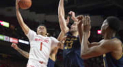 Hoops: Notre Dame No Match In 72-51 Loss At Maryland