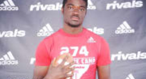 2019 DE David Ojabo Ready For First Notre Dame Experience