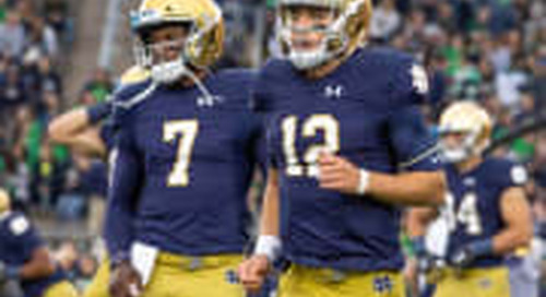 Notre Dame Staff Looking At Potential New Wrinkles On Offense