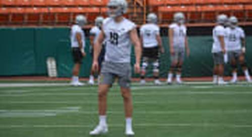 BGI VIDEO: Kevin Bauman Practice Polynesian Bowl Practice Highlights