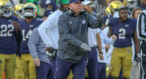 Brian Kelly Transcript: October 14