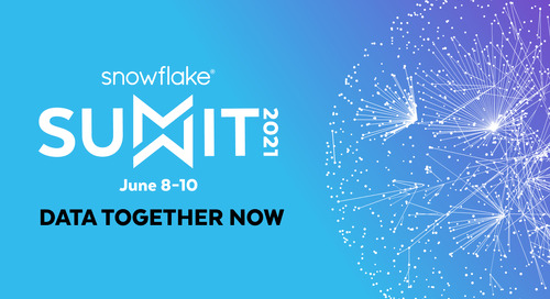 """Summit Opening Keynote: """"Data Together Now"""" with Frank Slootman and Geoffrey Moore"""
