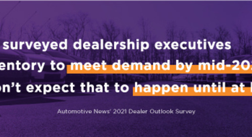 3 Ways to Use Data to Tackle Current Dealership Challenges