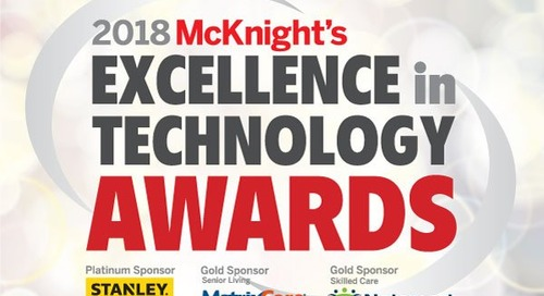 News:Legacy Healthcare services wins mcknights excellence in technology award