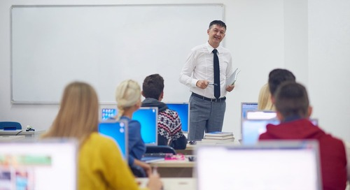 Higher Ed Needs to Invest in Professional Development Right Now