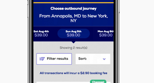 How Megabus used Yieldify to optimize the customer booking journey