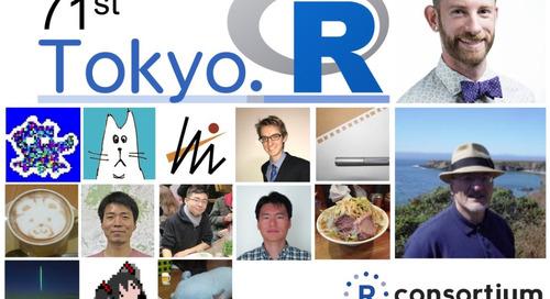 TokyoR #71