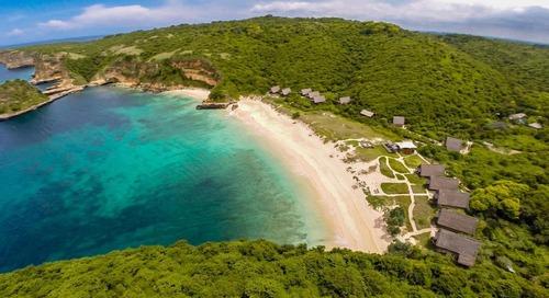 Menginap di Hotel dengan Pantai Pribadi Lombok