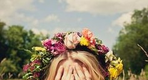 flower crown. I want