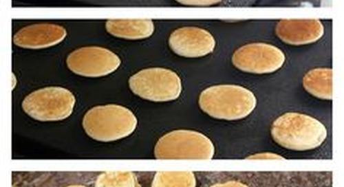 Breakfast skewers. S