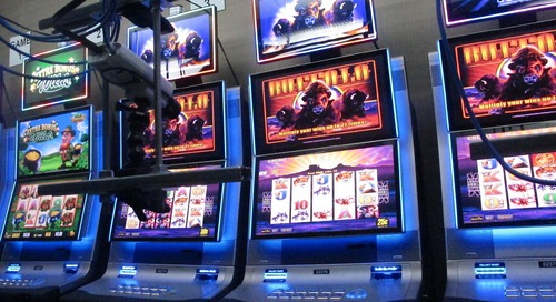 Can't touch this: Real slot machines controlled online