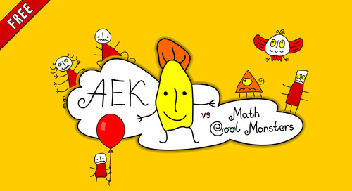 Aek vs Cool Math Monsters