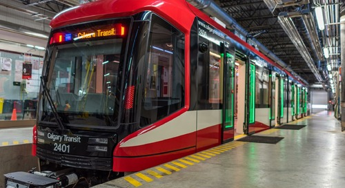 Calgary to Modernize Public Transit System with Conduent Transportation Technology and Services